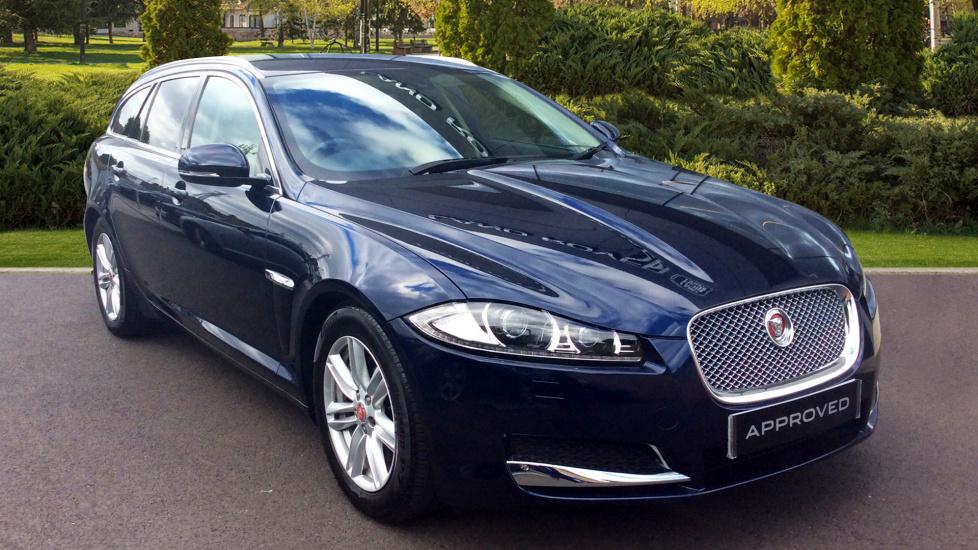 Jaguar XF 2.2d [163] Luxury 5dr Diesel Automatic Estate (2014) image