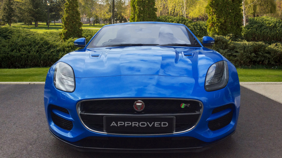 Jaguar F-TYPE 5.0 Supercharged V8 R 2dr AWD image 7