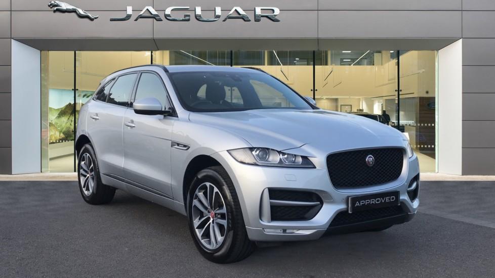 Jaguar F-PACE 2.0d [240] R-Sport 5dr AWD Diesel Automatic Estate (2018) image