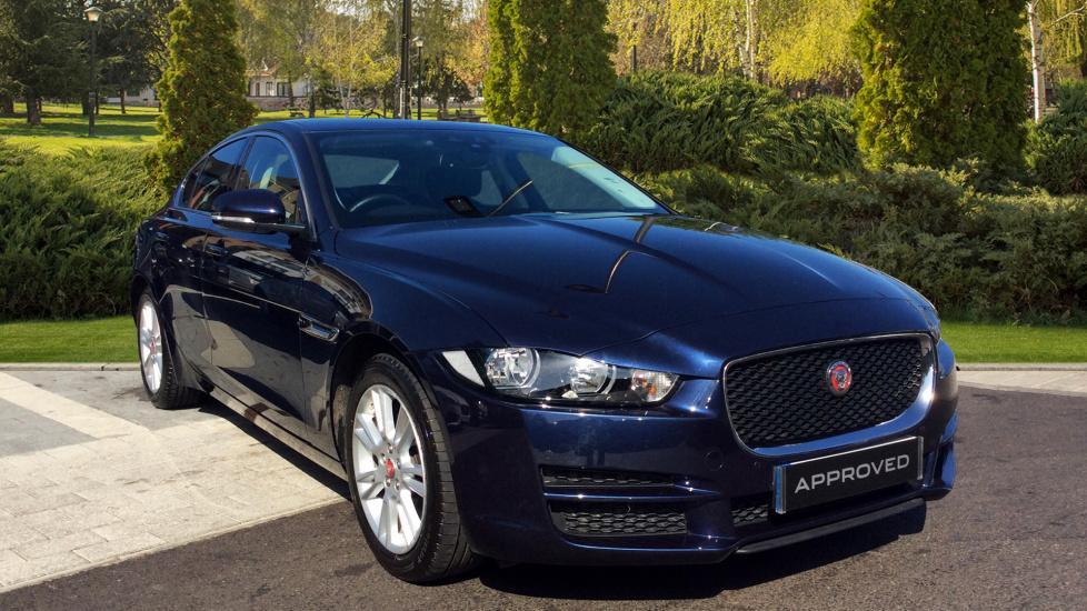 Jaguar XE 2.0d [180] Prestige Diesel Automatic 4 door Saloon (2017) image