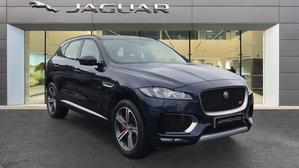 Jaguar F-PACE 3.0 Supercharged V6 S 5dr AWD Automatic Estate (2017)