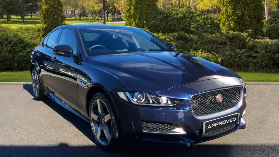 Jaguar XE 2.0d [180] R-Sport AWD Diesel Automatic 4 door Saloon (2016) image
