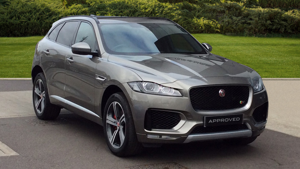 Jaguar F-PACE 3.0d V6 S 5dr AWD - Panoramic Roof - Privacy Glass - 20 Alloys -  Diesel Automatic Estate (2017) image