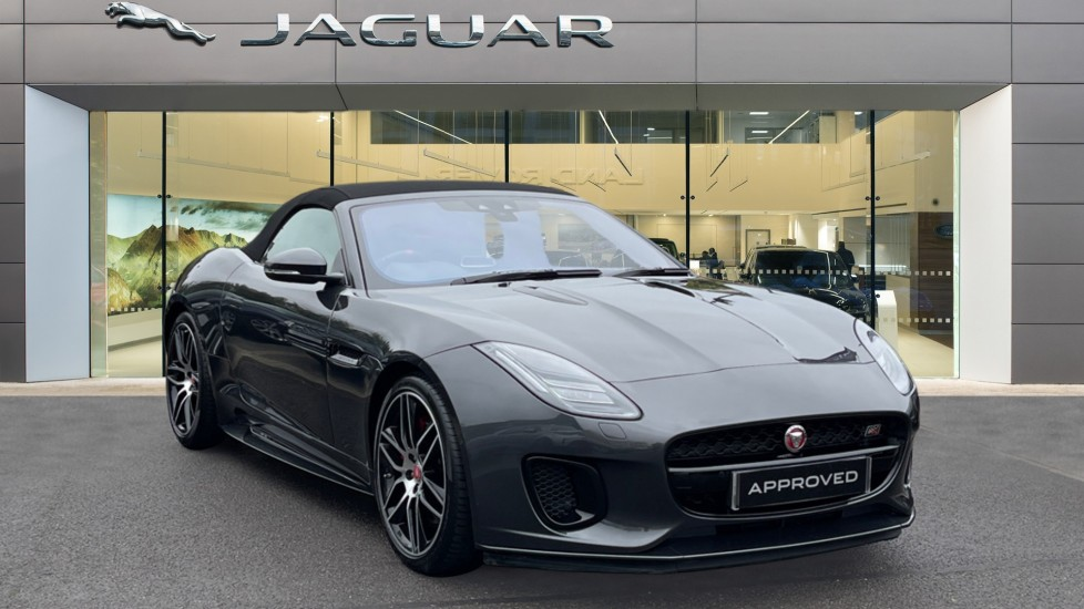 Jaguar F-TYPE 2.0 Chequered Flag 2dr Automatic Convertible (2019)