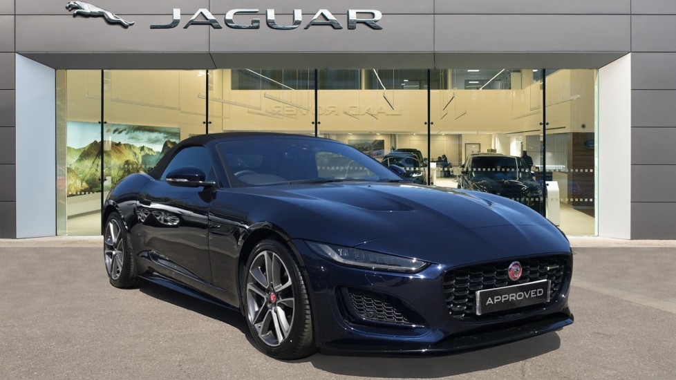 Jaguar F-TYPE 2.0 P300 R-Dynamic 2dr Automatic Convertible