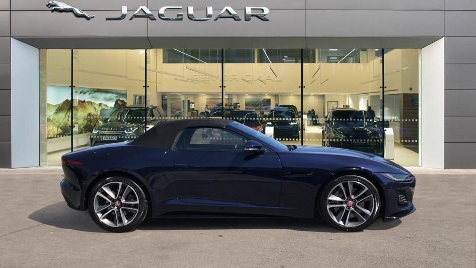 Jaguar F-TYPE 2.0 P300 R-Dynamic 2dr image 5