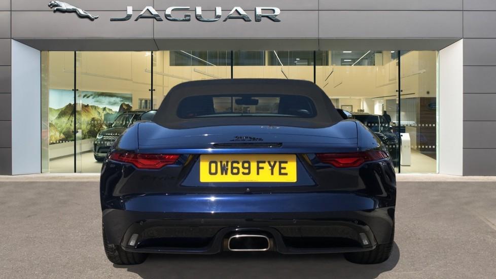 Jaguar F-TYPE 2.0 P300 R-Dynamic 2dr image 6