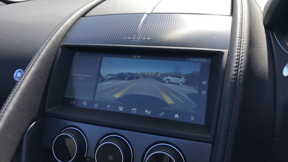 Jaguar F-TYPE 2.0 P300 R-Dynamic 2dr image 12