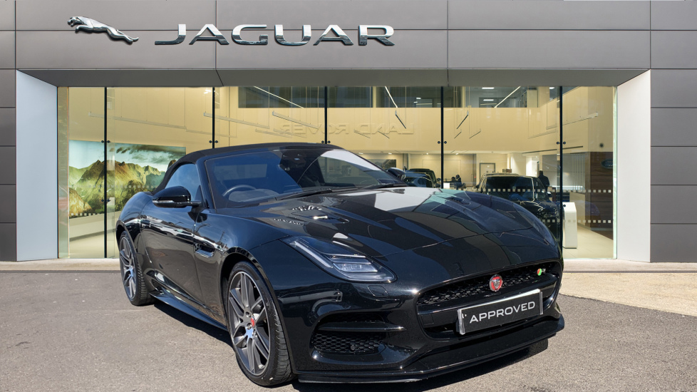Jaguar F-TYPE 5.0 Supercharged V8 R 2dr AWD Automatic Convertible (2019) at Jaguar Barnet thumbnail image