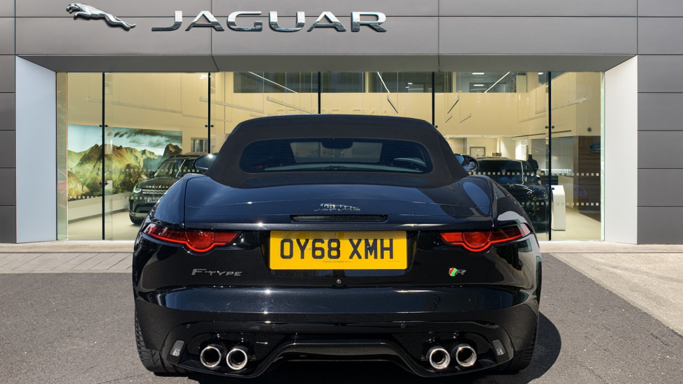 Jaguar F-TYPE 5.0 Supercharged V8 R 2dr AWD image 6