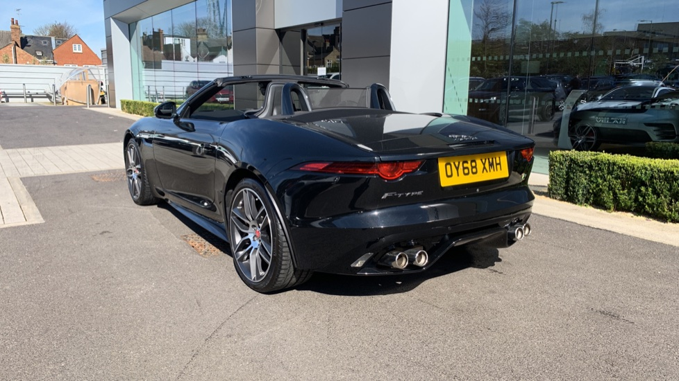 Jaguar F-TYPE 5.0 Supercharged V8 R 2dr AWD image 26