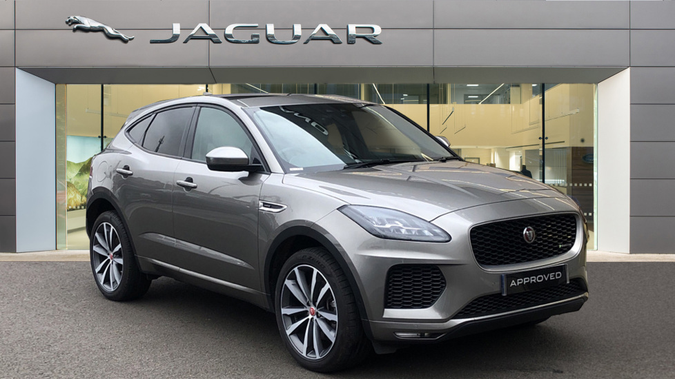 Jaguar E-PACE 2.0d [240] R-Dynamic HSE 5dr Diesel Automatic Estate (2019)