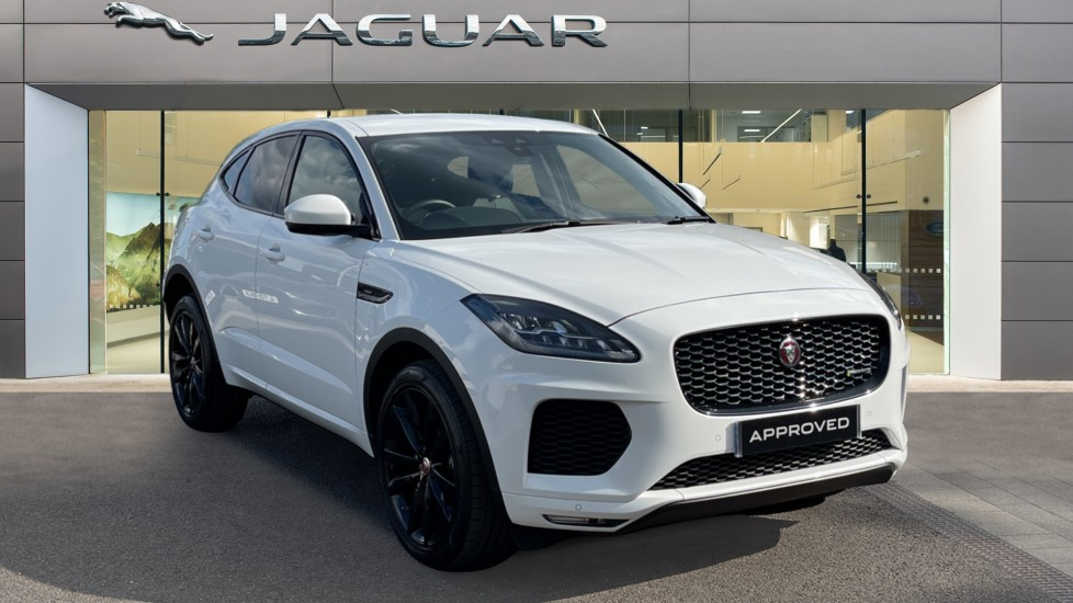 Jaguar E-PACE 2.0d [180] R-Dynamic HSE 5dr Adaptive Cruise Control and Heated Seats Diesel Automatic Estate