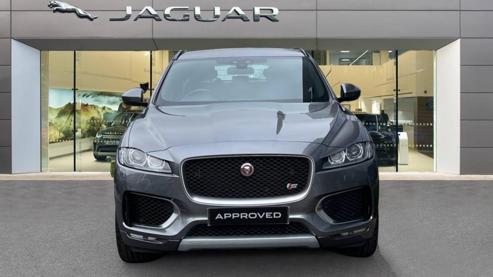 Jaguar F-PACE 3.0d V6 S 5dr AWD Meridian Sound System and mood lighting image 7