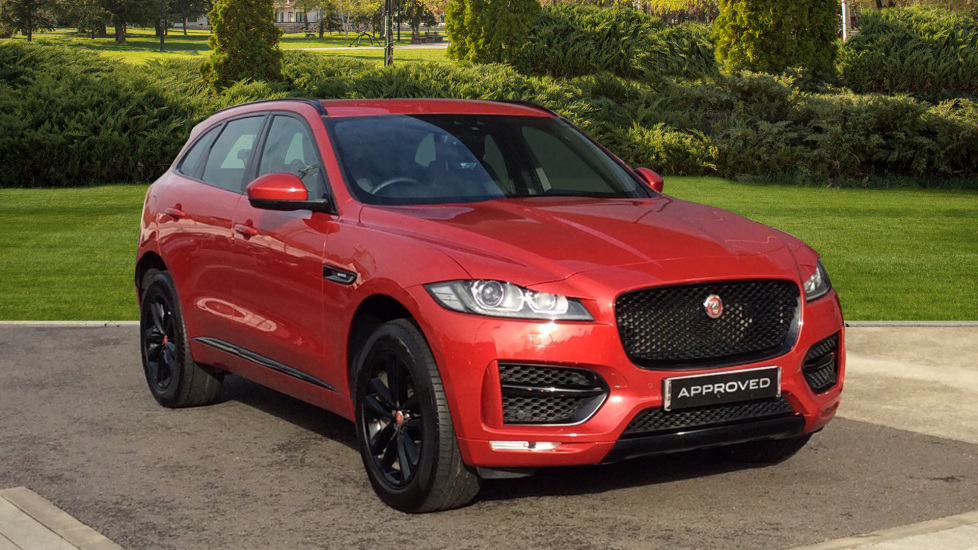 Jaguar F-PACE 2.0 R-Sport 5dr AWD - Rear Camera - Low mileage -  Automatic Estate (2017) image