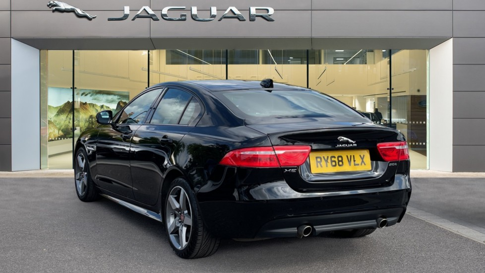 Jaguar XE 2.0 Ingenium R-Sport - Petrol with Ambient Interior Lighting and Cruise Control image 2