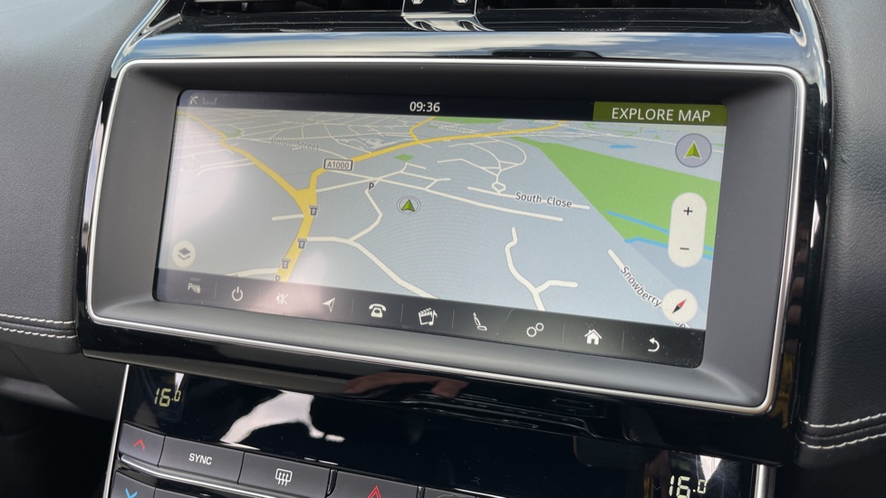 Jaguar XE 2.0 Ingenium R-Sport - Petrol with Ambient Interior Lighting and Cruise Control image 15