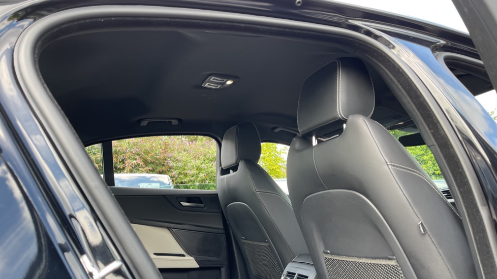 Jaguar XE 2.0 Ingenium R-Sport - Petrol with Ambient Interior Lighting and Cruise Control image 20