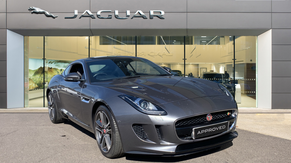 Jaguar F-TYPE 3.0 Supercharged V6 S 2dr AWD Automatic 5 door Coupe (2016)