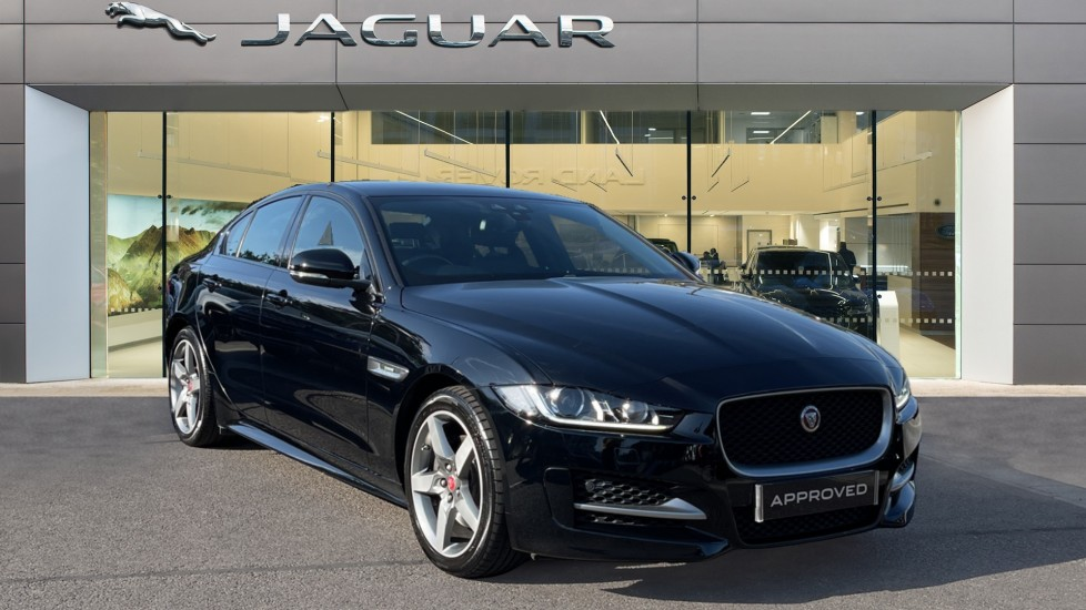 Jaguar XE 2.0d [180] R-Sport Heated front seats and Cruise control image 1
