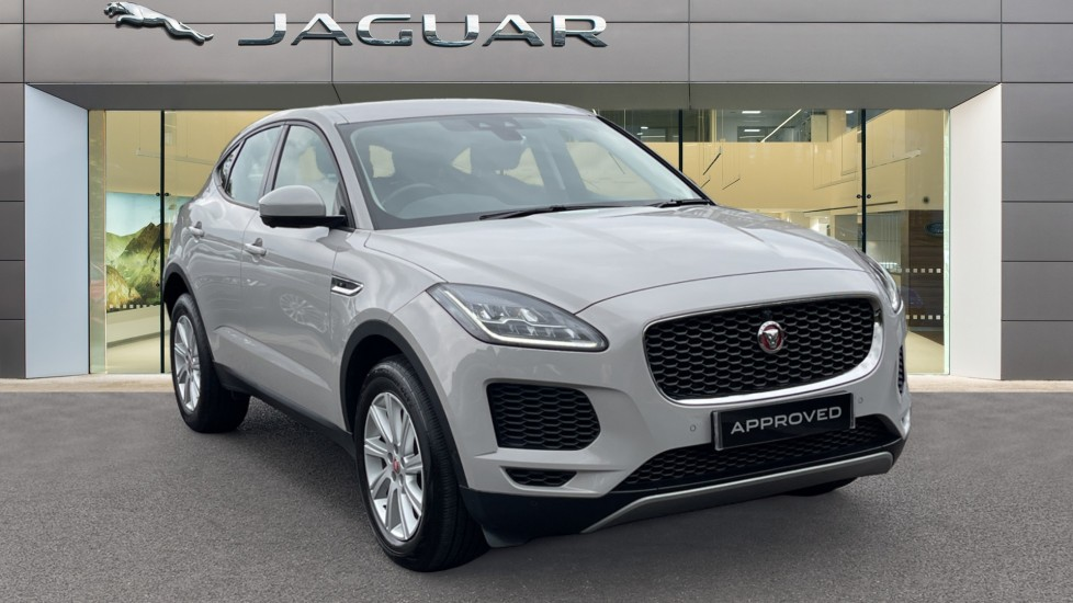 Jaguar E-PACE 2.0d S 360 degree Surround Camera System and Heated Windscreen Diesel Automatic 5 door Estate