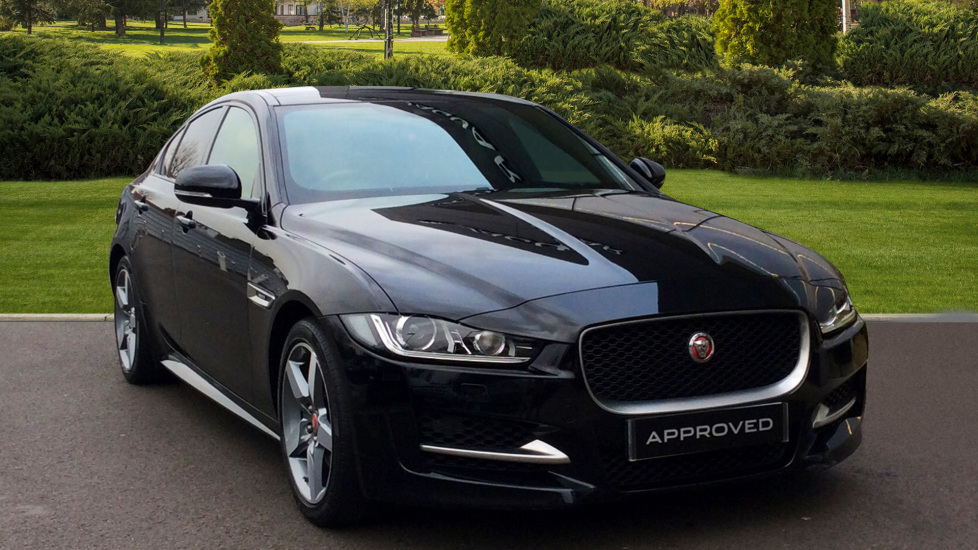 Jaguar XE 2.0d [180] R-Sport Diesel Automatic 4 door Saloon (2017) at Jaguar Barnet thumbnail image