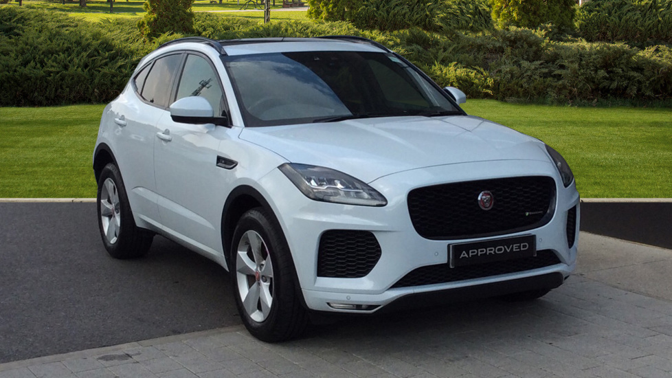 Jaguar E-PACE 2.0d R-Dynamic S 5dr - Black Pack - Panoramic Roof - Privacy Glass - 360 Parking Aid -  Diesel Automatic Estate (2018)