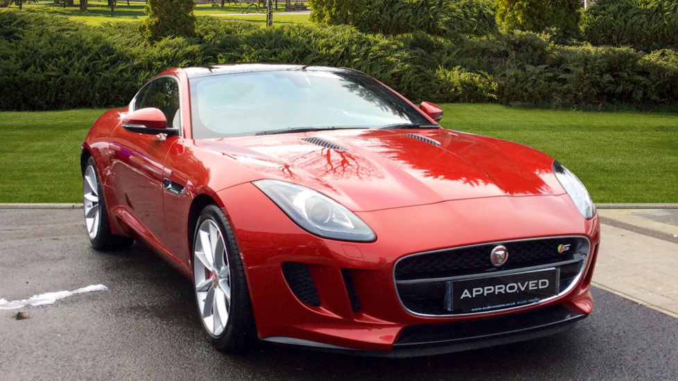 Jaguar F-TYPE 3.0 Supercharged V6 S 2dr Automatic Coupe (2014) image