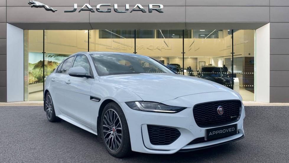 Jaguar XE 2.0 R-Dynamic S Automatic 4 door Saloon (2019)