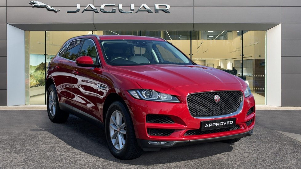 Jaguar F-PACE 2.0 Prestige 5dr AWD - Navigation - Cruise Control -  Automatic Estate