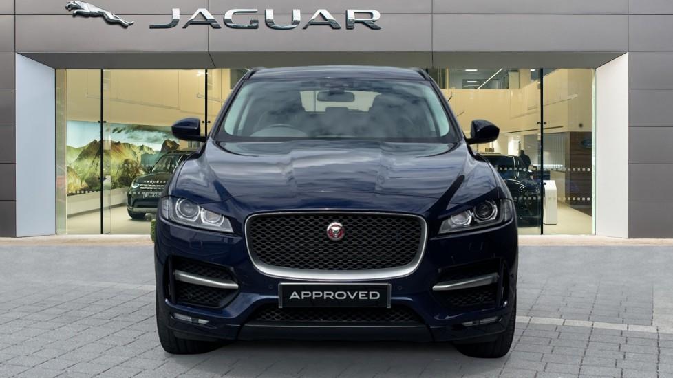 Jaguar F-PACE 2.0d R-Sport 5dr AWD - 19 inch alloys - Navigation - Cruise Control image 7
