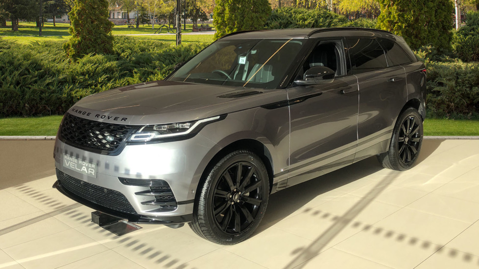 Land Rover RANGE ROVER VELAR 2.0 D180 R-Dynamic SE Diesel Automatic 5 door Estate (17MY)