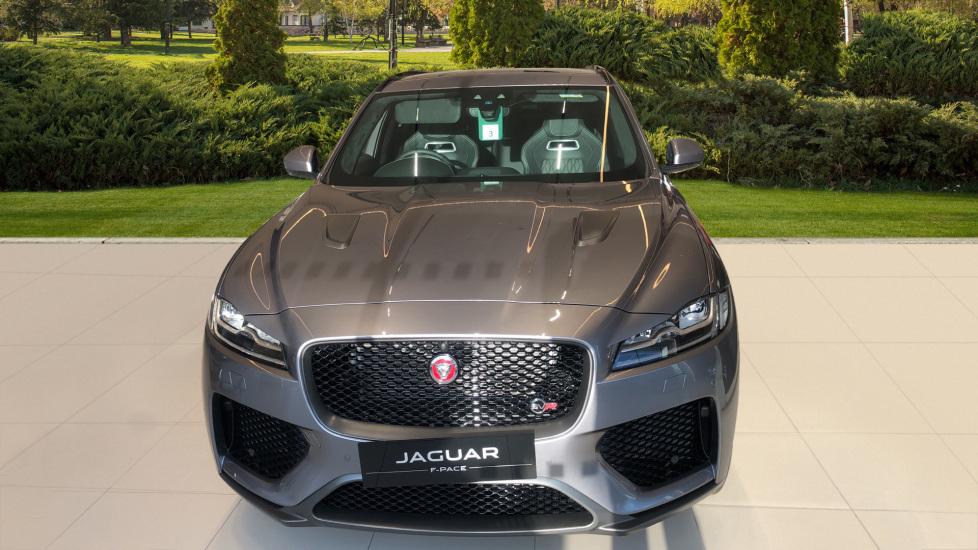 Jaguar F-PACE 5.0 Supercharged V8 SVR AWD image 7
