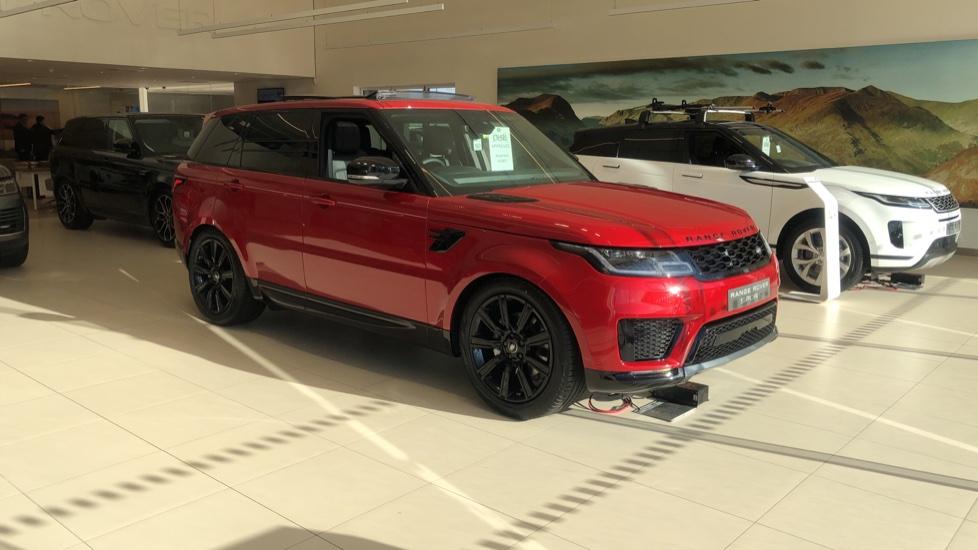 Land Rover Range Rover Sport 3.0 SDV6 HSE Diesel Automatic 5 door Estate (18MY)