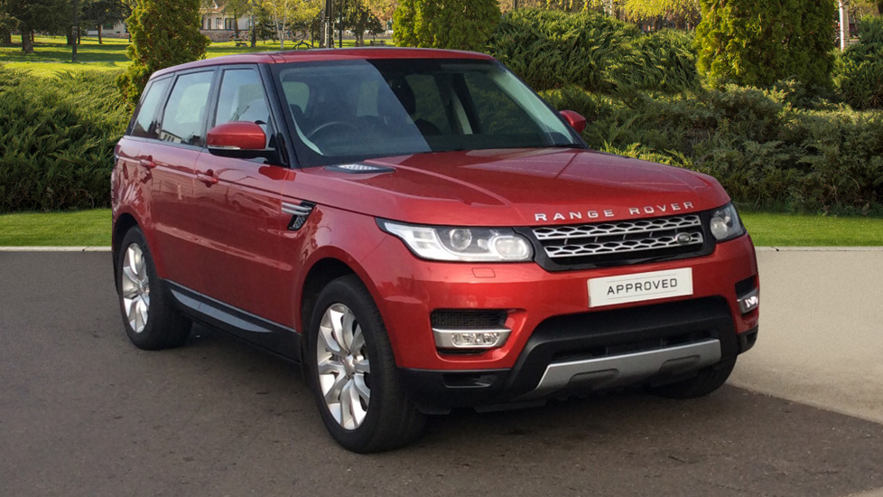 Land Rover Range Rover Sport 3.0 SDV6 HSE 5dr Diesel Automatic 4x4 (2014) image