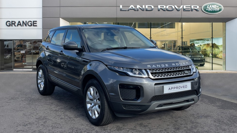 Land Rover Range Rover Evoque 2.0 TD4 SE Rear Camera and Heated front seats Diesel Automatic 5 door Hatchback