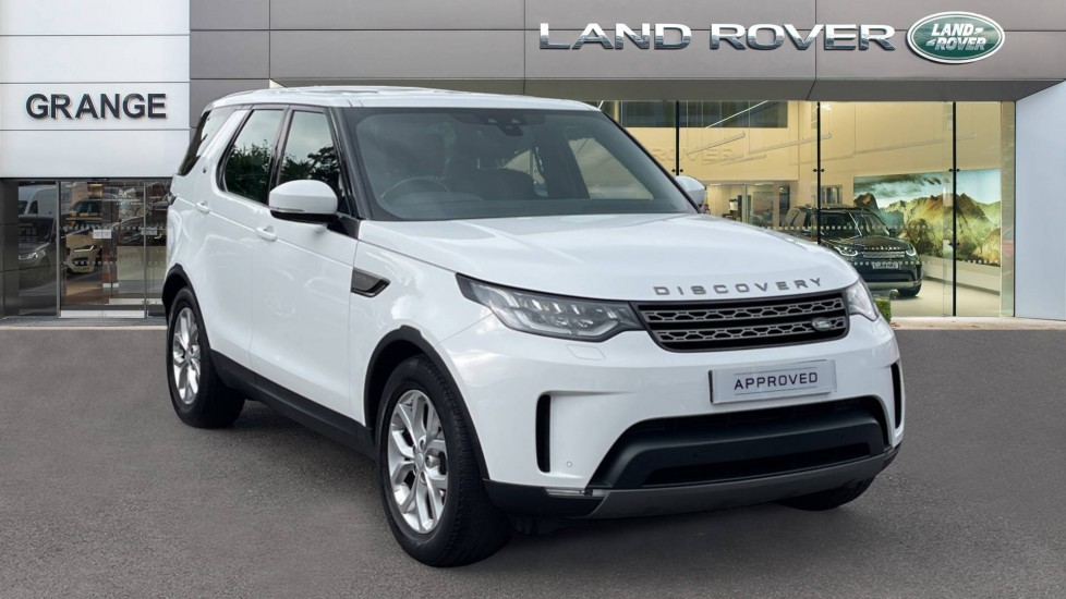 Land Rover Discovery 2.0 SD4 SE Diesel Automatic 5 door 4x4