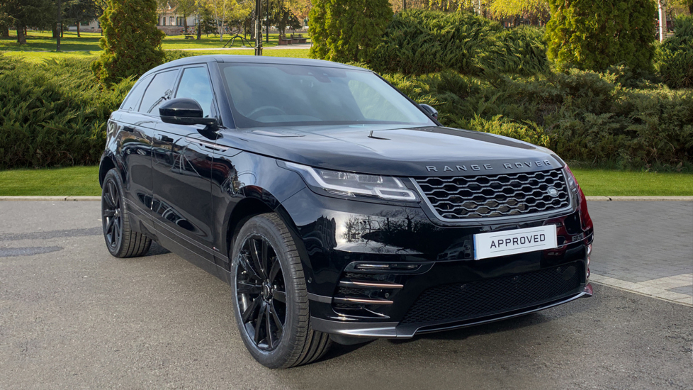 Land Rover Range Rover Velar 2.0 P250 R-Dynamic HSE 5dr Automatic Estate (2018)