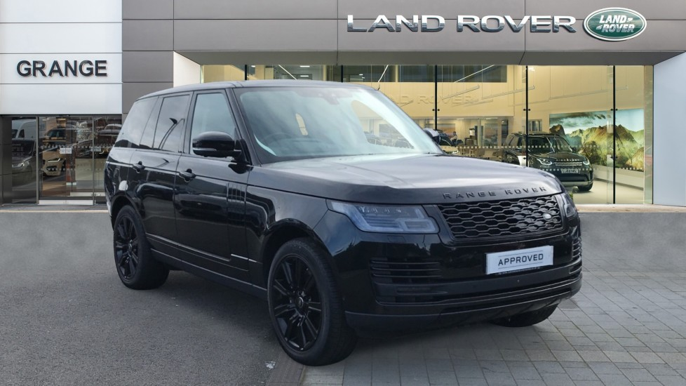 Land Rover New Range Rover 2.0 P400e Autobiography 4dr Auto Petrol/Electric Automatic 5 door Estate (2018)