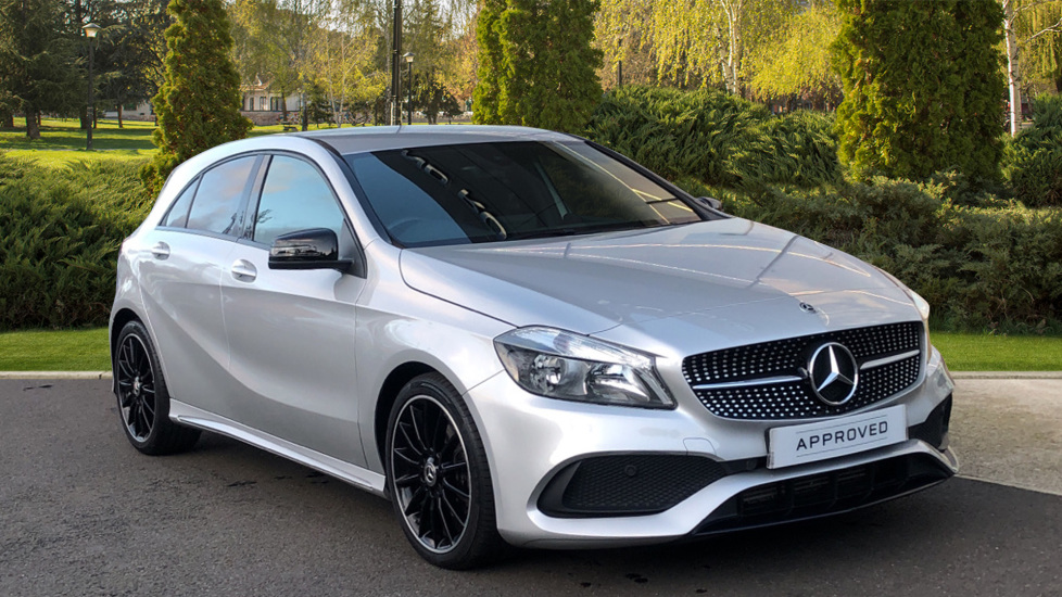 Mercedes-Benz A-Class A200 AMG Line 1.6 Automatic 5 door Hatchback (2018)