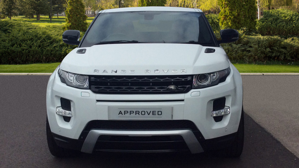 Land Rover Range Rover Evoque COUPE 2 2 SD4 Dynamic 3dr [Lux Pack] -  Panoramic Roof - Surround Camera - Diesel Automatic 4x4 (2013) at Land  Rover