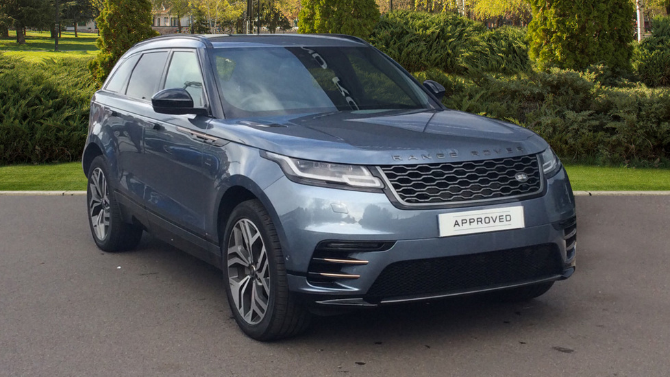 Land Rover Range Rover Velar 2.0 P250 R-Dynamic HSE 5dr - Sliding Panoramic Roof - Massage Seats -  Automatic 4x4 (2018)