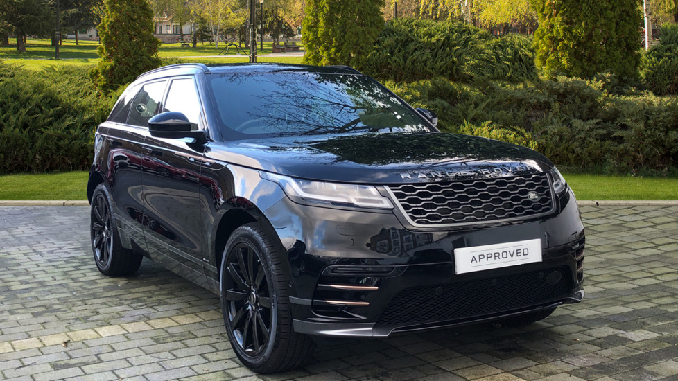 Land Rover Range Rover Velar 2.0 P250 R-Dynamic HSE 5dr Automatic Estate (2019)