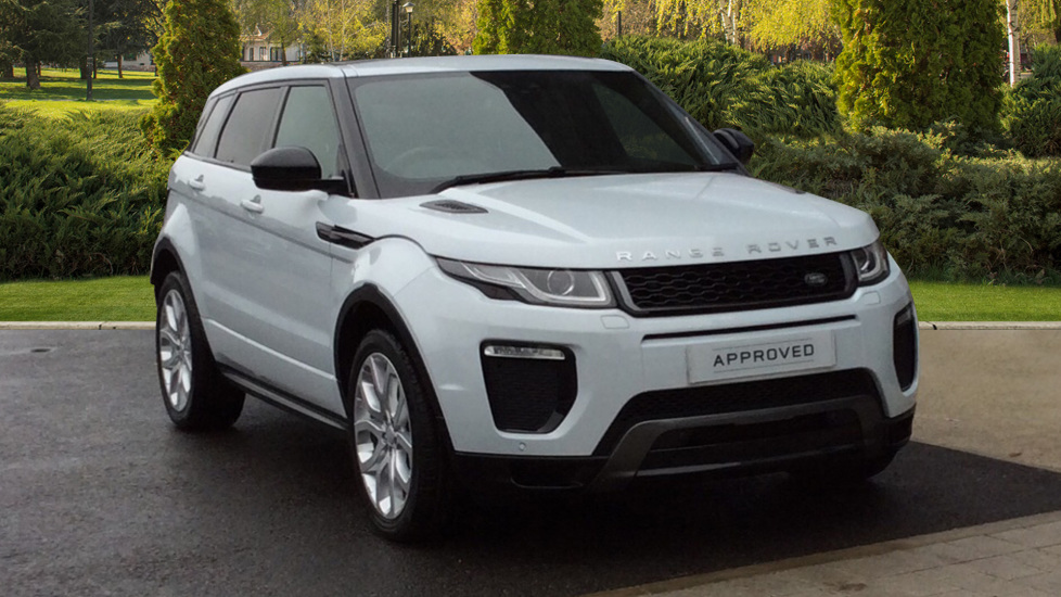Land Rover Range Rover Evoque 2.0 TD4 HSE Dynamic 5dr - Panoramic Roof - Rear Camera -  Diesel Automatic 4x4 (2017)