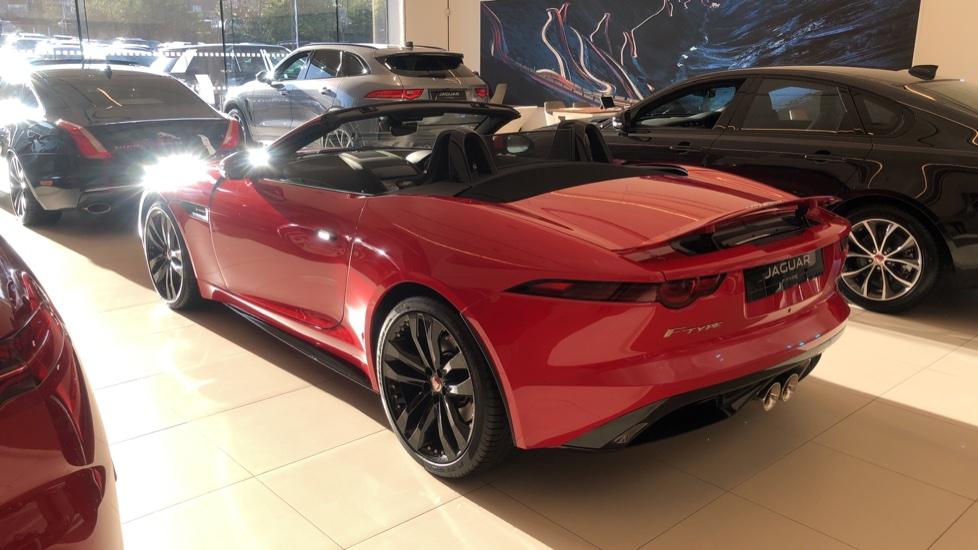 Jaguar F-TYPE 3.0 380 Supercharged V6 R-Dynamic AWD image 5