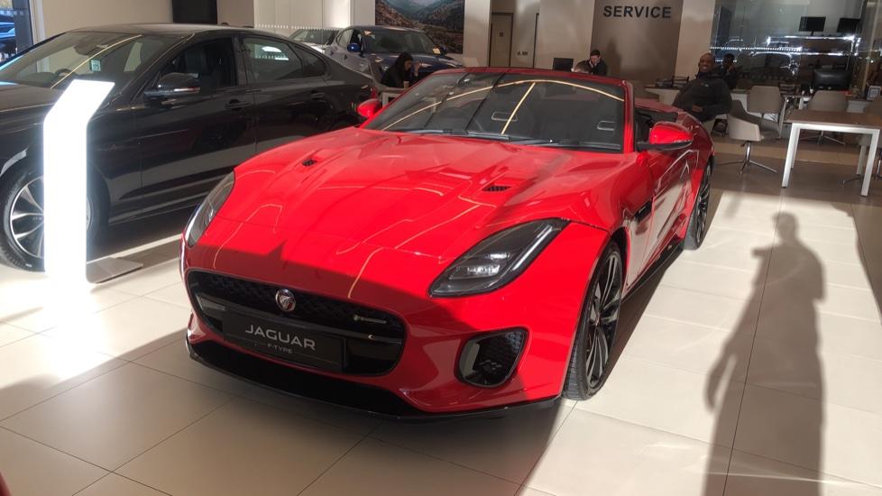 Jaguar F-TYPE 3.0 380 Supercharged V6 R-Dynamic AWD image 7