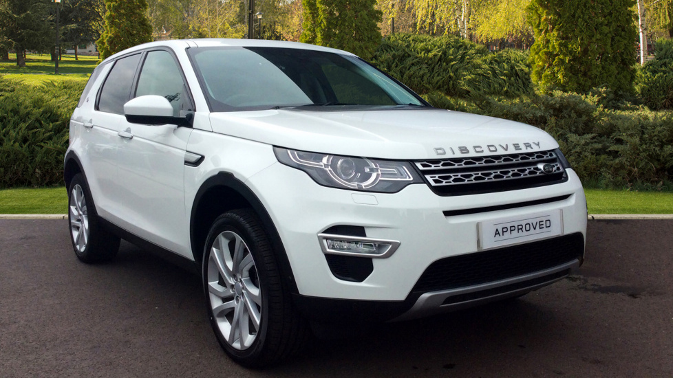 Land Rover Discovery Sport 2.0 TD4 180 HSE Luxury 5dr 7seater Diesel Automatic 4x4 (2017) image