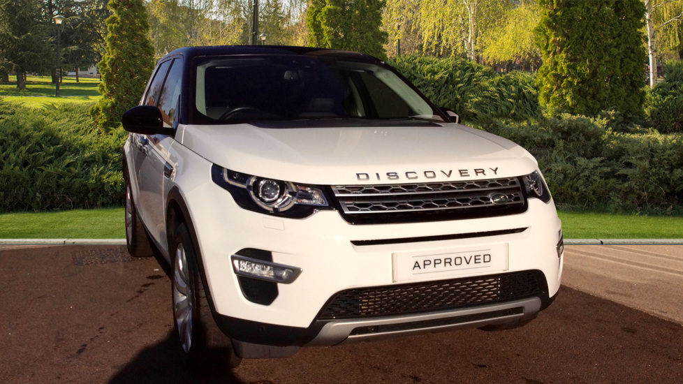 Land Rover Discovery Sport 2.2 SD4 HSE Luxury 5dr Diesel 4x4 (2015) image