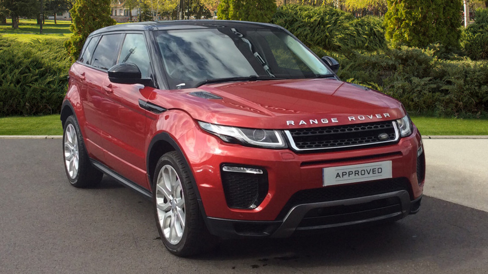 Land Rover Range Rover Evoque 2.0 TD4 HSE Dynamic 5dr - Privacy Glass - Rear Camera -  Diesel Automatic 4x4 (2016) image