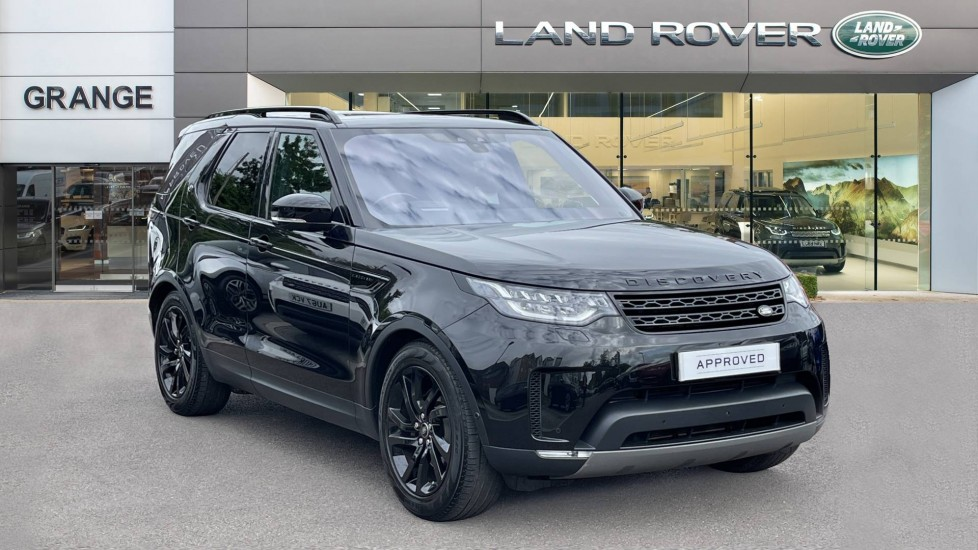 Land Rover Discovery 3.0 TD6 HSE Luxury 5dr Diesel Automatic 4x4